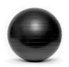 Piłka gimnastyczna BL003 85 cm czarna