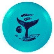FRISBEE Wham-O 51087 Malibu 110g błękitny/płetwa