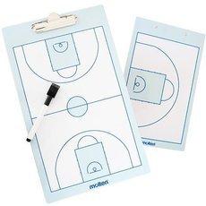 Obustronna tablica taktyczna  do koszykówki SB0020 Molten