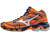 Buty do siatkówki Mizuno Wave Bolt 6 502 MID