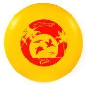 FRISBEE Wham-O 51087 Malibu 110g żółty