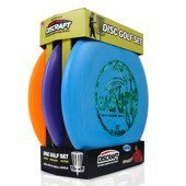 Frisbee Discraft Disc Golf Set Beginner DSSB 2
