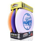 Frisbee Discraft Disc Golf Set Beginner DSSB 5