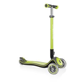 Hulajnoga 3-kołowa Globber Elite Deluxe 444-206 Lime Green