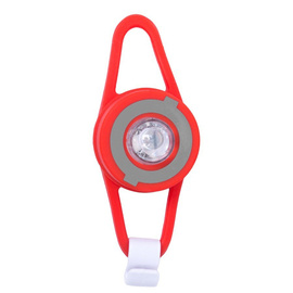MULTICOLOR LED LIGHT Lampka Led Globber 522-102 Red