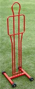 Mur piłkarski 180 cm z wózkiem VPDM-SCP180