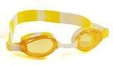 Okularki pływackie SMJ Sport G-300 Jr. żółto-białe