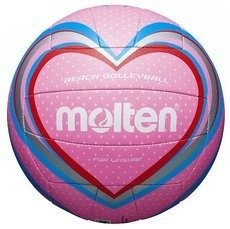 Piłka siatkowa plażowa Molten V5B1501-P