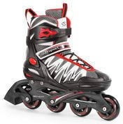 Rolki SMJ sport PW-150N Red 2016 OUTLET