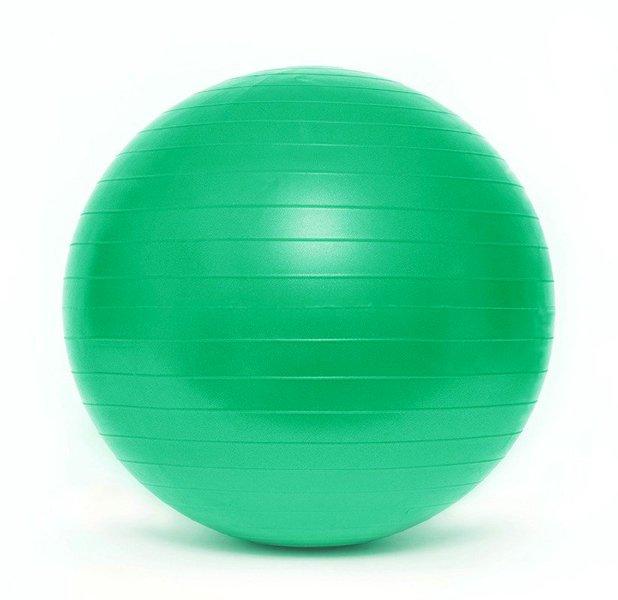 Piłka gimnastyczna BL003 75 cm zielona