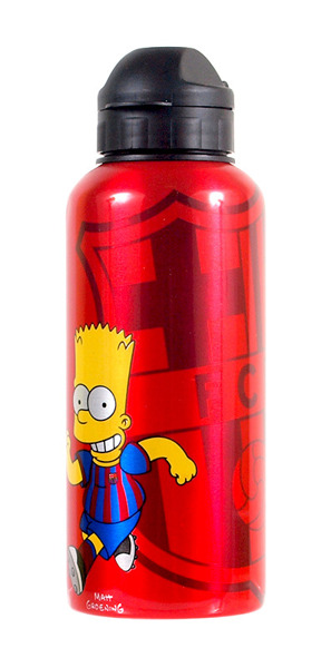 Bidon FC Barcelona Bart Simpson 400mm B93A
