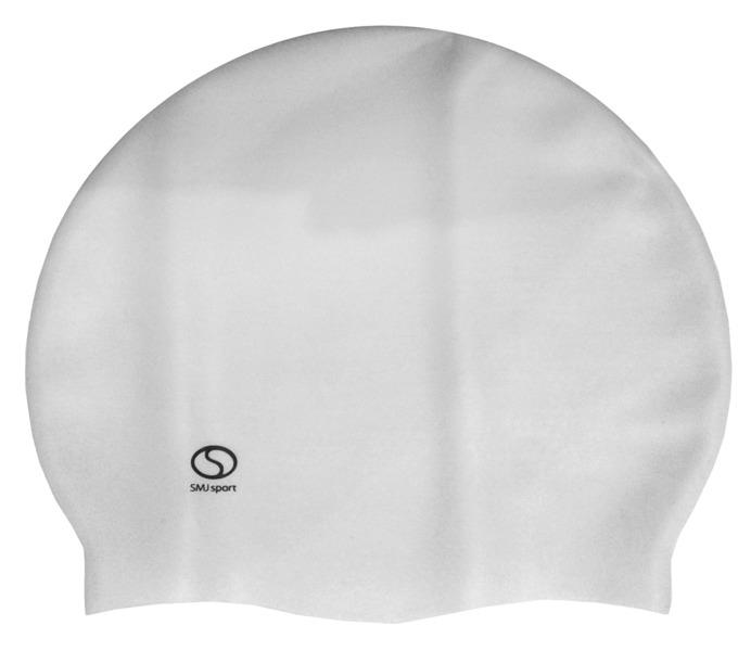 Czepek basenowy SMJ Masaż 301 biały