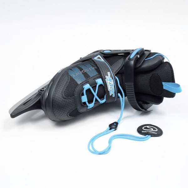 Łyżwy regulowane SMJ sport RX22 Zizu