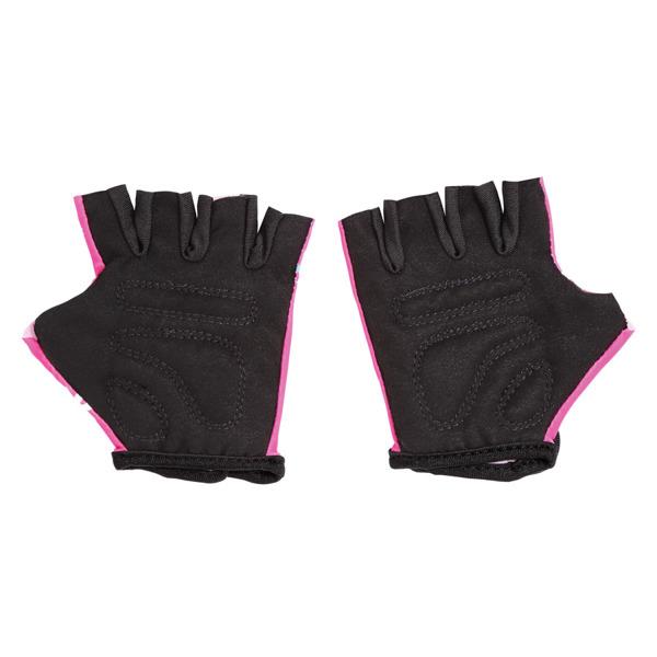 Rękawiczki dziecięce Globber 528-110 XS 2+ Flowers Pink