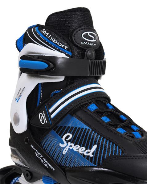 Rolki regulowane Smj Sport 090A blue