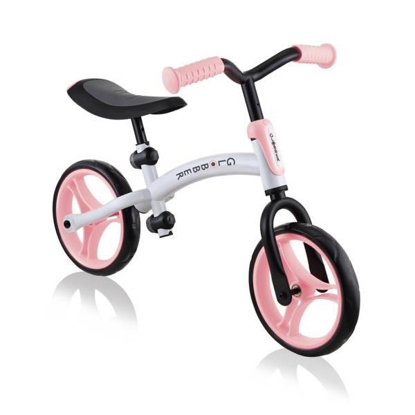 Rowerek biegowy Globber GO Bike DUO 614-210 Pastel Pink