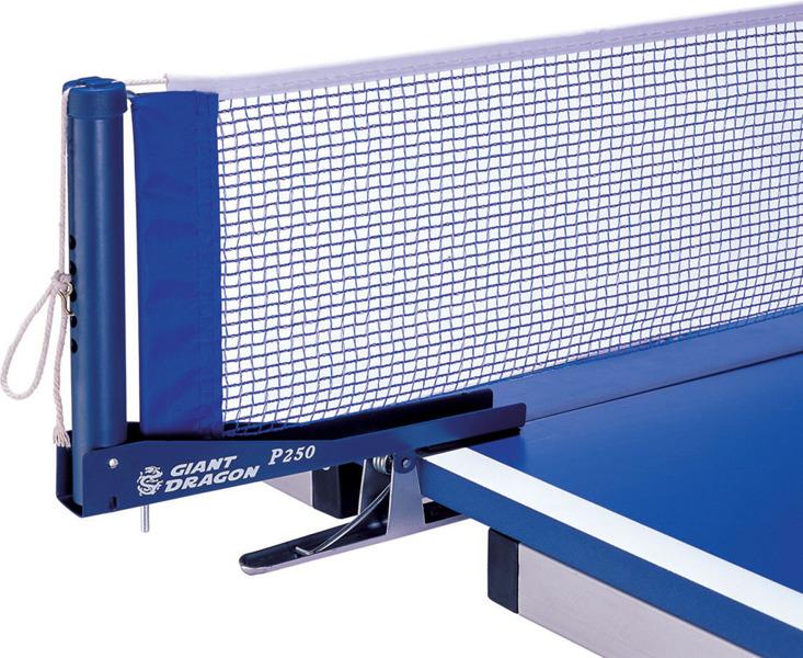 Siatka do stołu ping-pongowego z klipsem Giant Dragon P250
