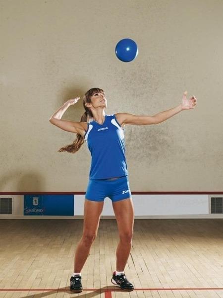 Spodenki elastyczne siatkarskie Joma Volley 1006.31